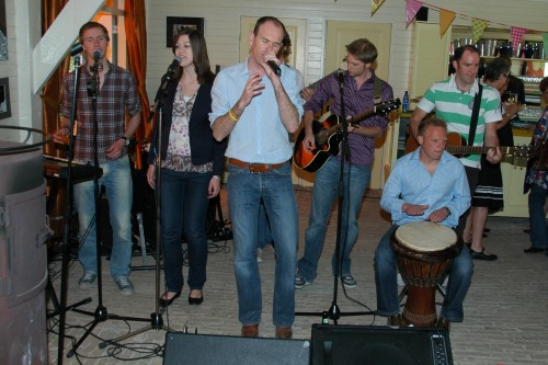 Unplugged in de Theetuin!